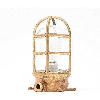 nautical wall sconce gold shoalhaven nautical wall sconce amazoncom