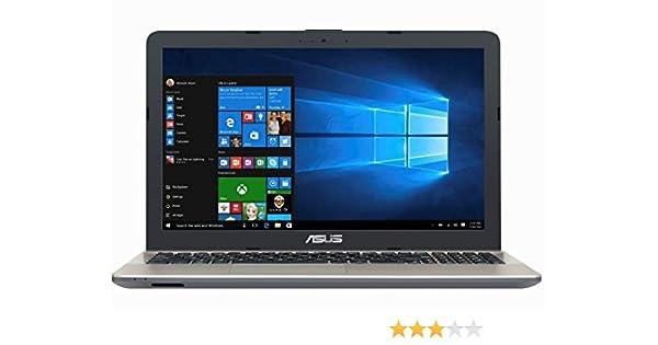 X541UJ-GQ438T CI5-7200/4G/500G/15.6/GT920MX 2G/W10, Negro chocolate: Amazon.es: Informática