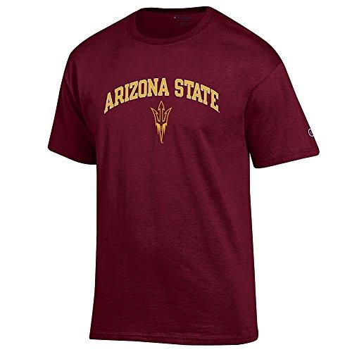 Arizona State Sun Devils TShirt Varsity Maroon - XXL