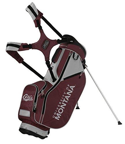 Sun Mountain 2015 Collegiate Licensed Three 5 Men's Golf Carry Bag (Montana) ()