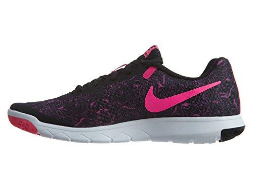 Flex Experience Rn 5 Chaussures De Course Pour Femme - Cool Black / Pink Blast / Fire Pik