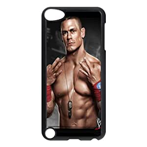 Happy New Year gift- Black Case WWE&RAW john cena image Apple iPod Touch 5th Case