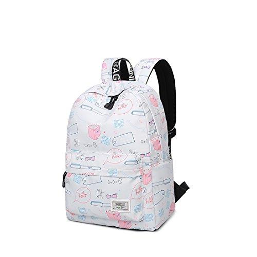 Cute Girl School Bags - 1