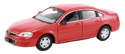 1/43 2011 Chevy Impala Civilian(レッド) AHM43-606