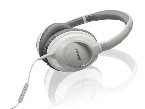 Bose AE2i Audio Headphones (White) (Discontinued by Manufacturer)