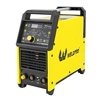 Weldpro TIGACDC200GD AC/DC 200 Amp Digital TIG, MMA STICK Welder with Dual Voltage 220V/110V