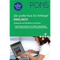 PONS Der große Sprachkurs für Anfänger Englisch
