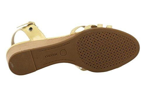 GEOX Jaune C2004 Sandales D6283E0RZHH Lupe Jaune