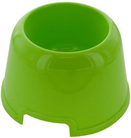 (Bulk Buys Tall Plastic Pet Bowl Travel Dish Diner Pack Of 8 )