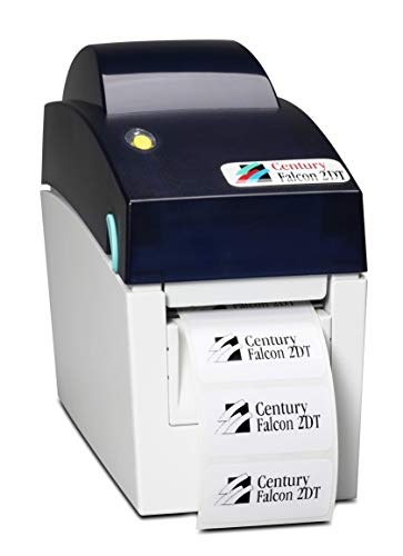 Century Falcon 2DT Direct Thermal Label Printer CFD-2204DT by CensaMark (Image #1)