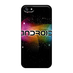 Iphone 5/5s Space Android Print High Quality Frame Cases Covers