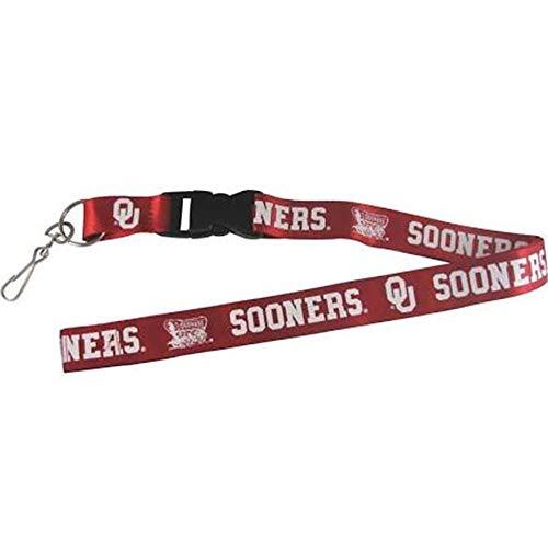 (NCAA Oklahoma Sooners Lanyard )