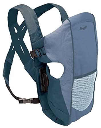 Evenflo Snugli Classic Soft Carrier Dark Blue Discontinued By Manufacturer