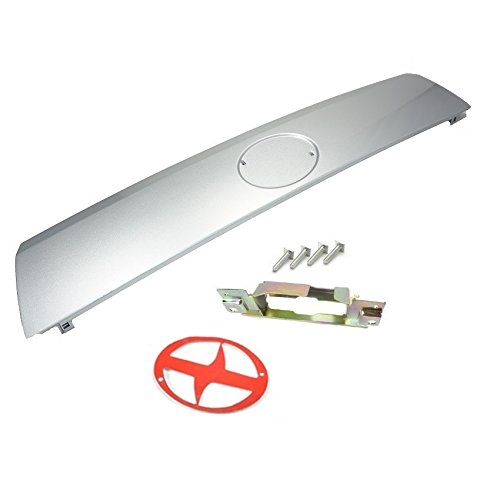 Sentinel Parts Liftgate Tailgate Hatch Garnish Door Handle Kit 1F7 Classic Silver Metallic for 2005-2010 Scion Tc