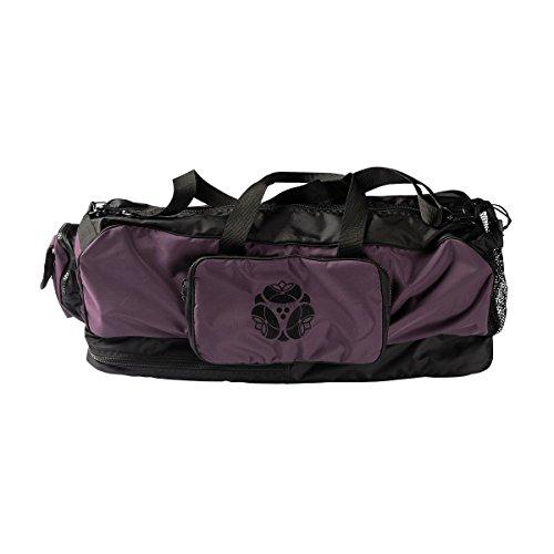Hugger Mugger Journey Yoga Bag - Plum by Hugger Mugger
