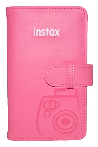 Fujifilm Instax Wallet Album - Flamingo Pink (Pink Flamingo Accessories)