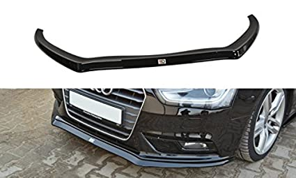 Amazoncom Front Splitter Version2 Audi A4 B8 Facelift Automotive