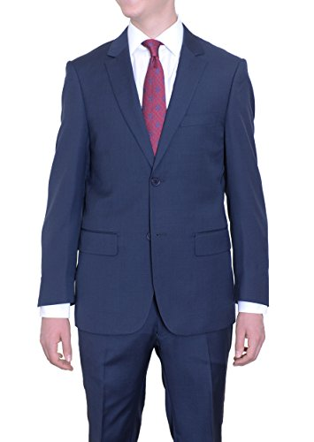 Mens 140's Wool Suit - 6