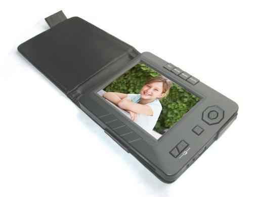 Sungale TD350A 3.5-Inch Digital Photo Album (Black)