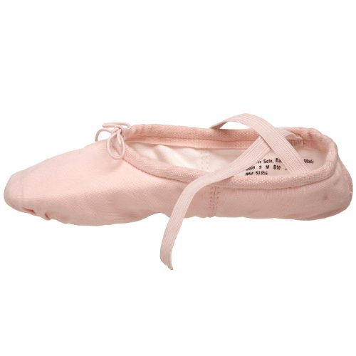 Capezio Pro Canvas Ballet Shoes 3 Medium Pink 2kiPM