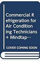 Bundle: Commercial Refrigeration for Air Conditioning Technicians, 3rd + MindTap HVAC, 2 terms (12 months) Printed Access Card Hardcover