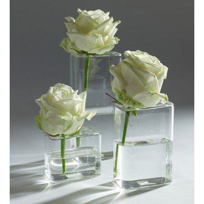 Serax Rectangular Bud Vase Set Of 3 Amazon Kitchen Home
