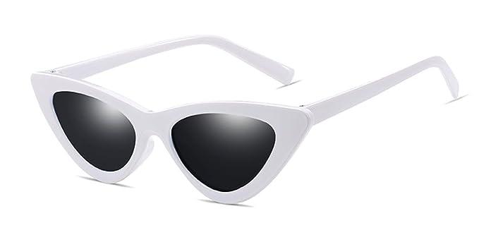 Fuyingda Lunettes de soleil femmes lunettes de soleil en cristal étincelant monture carré lunettes fbgfiiI