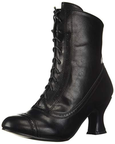 Ellie Shoes Women's 253-SARAH Mid Calf Boot, Black, 8 M US ()