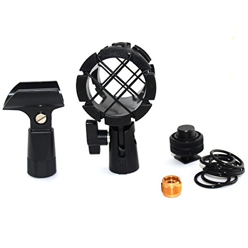 1 kit microphone shockmount holder