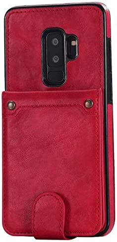 iPhone X PUレザー ケース, 手帳型 ケース 本革 防指紋 ビジネス 財布 携帯カバー カバー収納 手帳型ケース iPhone アイフォン X レザーケース