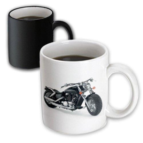 3dRose Mug Picturing Harley-Davidson® Motorcycle