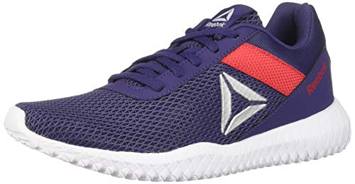 Reebok Women's Flexagon Energy TR Running Shoe, Midink/Hyperpink/White, 10 M US (Best Reebok Running Shoes For Women)