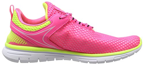 8747 Fluo Shoe Cut Pink Pink Pink Shoes Champion Low Women's Running Gogo PH6ARFqwS