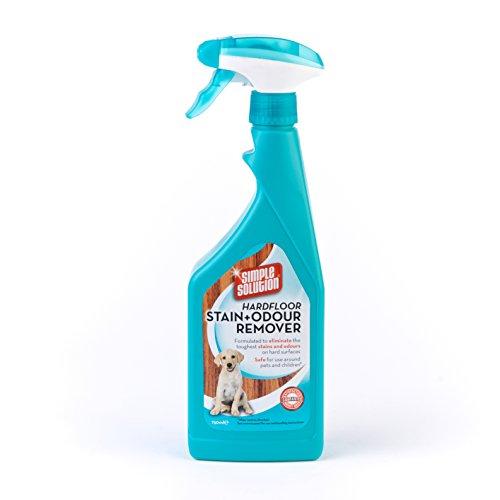 Simple Solution Flecken- und Geruchsentferner für Hartböden (750 ml)