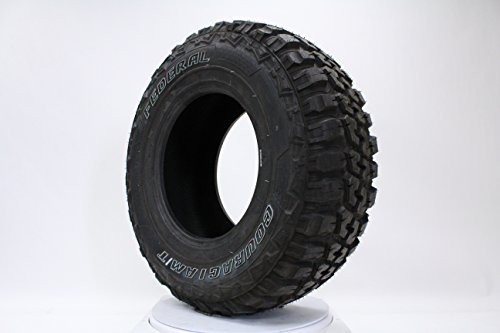 Federal Couragia M/T Light Truck Radial Tire-LT228/75R15 101Q