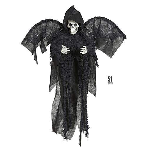 51cm Winged Grim Reaper Decoration -