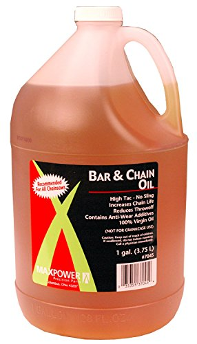 Maxpower 337045 1-Gallon Bar and Chain Oil