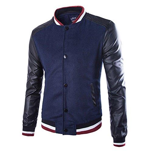 Marina extremo en Hombres L versión béisbol el de versátil la de chaqueta chaqueta chaquetas hombres Chaqueta Serie los Sau y coreana elegante de Lounge OP1wxgpqOr