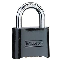 Master Lock 178D Locker Lock Set Your Ow...