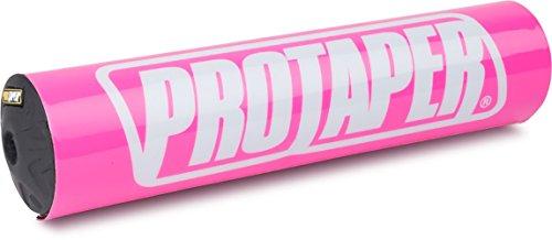 (Pro Taper Round Handlebar Pad (Race Pink) (10))