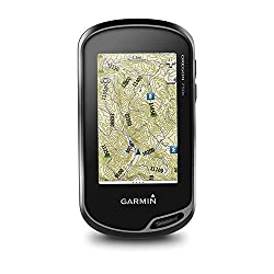 Garmin 750T 3-Inch Touchscreen Handheld GPS with Topo U.S. 100K