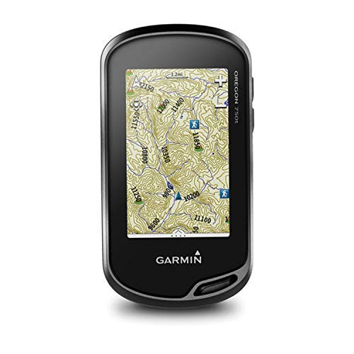 Garmin 750T 3-Inch Touchscreen Handheld GPS with Topo...