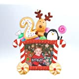 2012 My Second Christmas Hallmark Ornament Photo Child's Age Collection