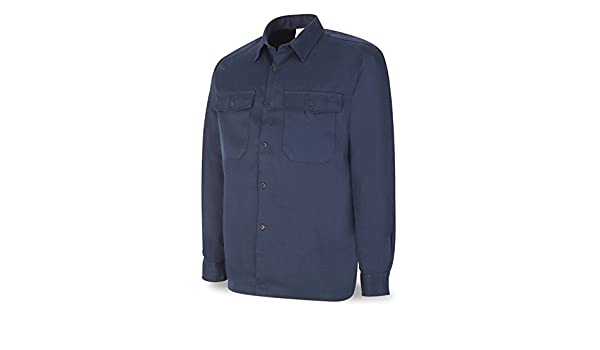 Marca 988-CAIA 4142 - Camisa Ignifuga Antiestatica Azul 4142: Amazon.es: Bricolaje y herramientas