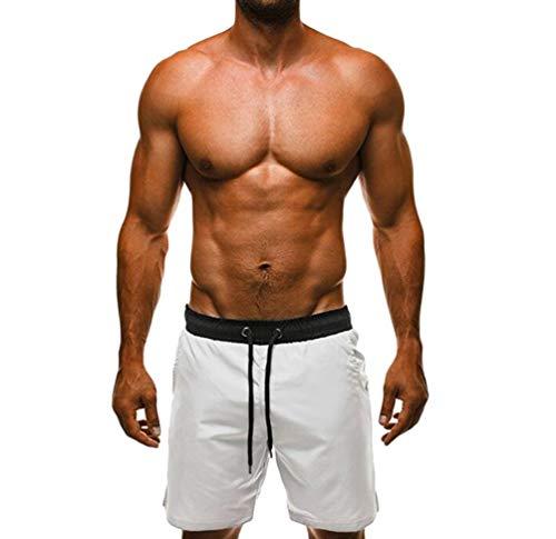 À Pantalon Sport Court Avec Short Respirant Rapide Stretch Nen En Poches Pour Hommes Chic Remise Taille Blanc Cordon Séchage Confortable De Mode Et La Forme FqaxT5qvw