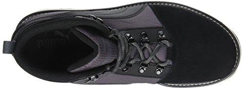 Puma Unisex Adults' Tatau Fur Boot 2 Low-Top Sneakers Black (Black-asphalt) cheap sale wide range of JtIy4AmA4