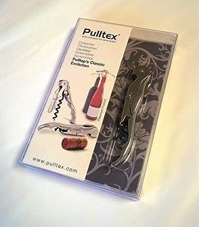 Sacacorchos Pulltap's Classic Silver Pulltex