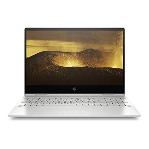 HP Envy x360 15m Intel Core i5-8256U 256GB SSD 8GB RAM 15.6-in Full HD Touchscreen Convertible Laptop (Renewed)