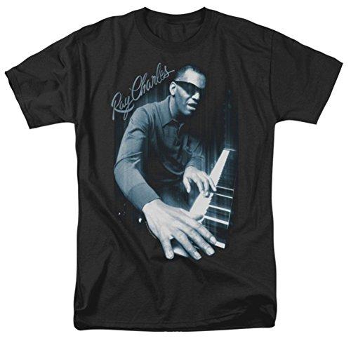 Blues Piano Ray Charles T-Shirt