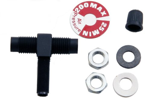 Gabriel 140701 Air Shock Accessory Fitting (Air Adjustable Shock Kit)